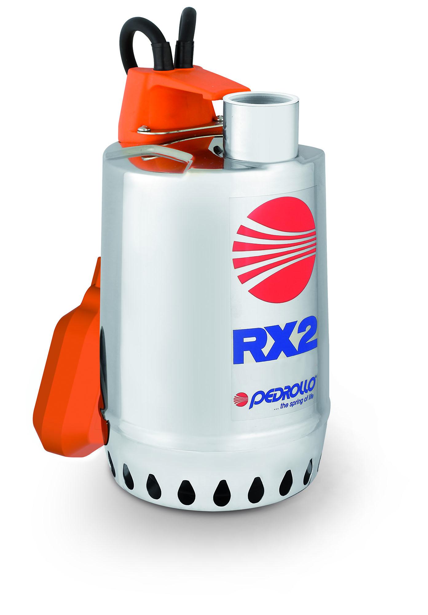 Погружной дренажный насос Pedrollo RXm 3