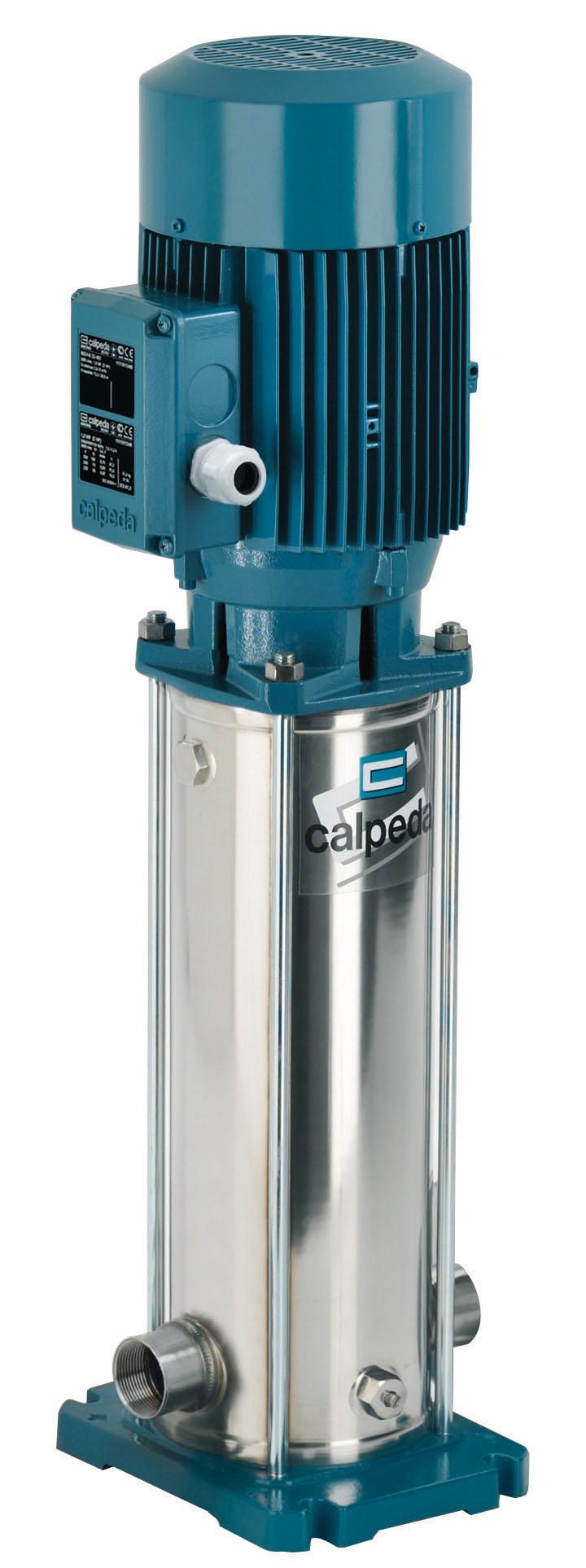 Насос повышения давления Calpeda MXV-B 25-206