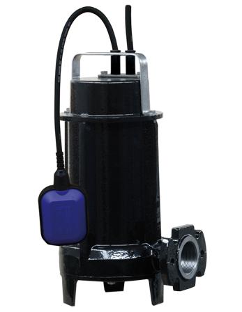 Фекальный насос с рубящим колесом Zenit GRS 100/2/G40H
