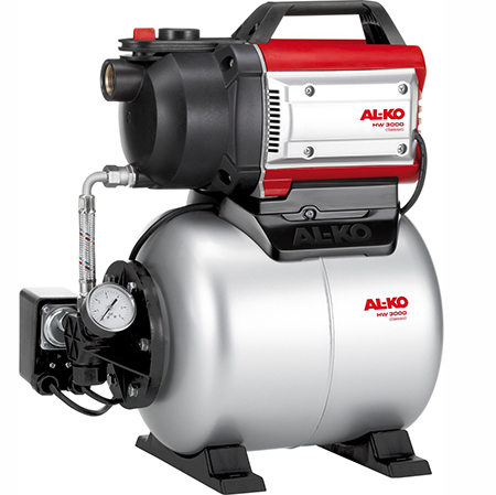 ремонт насосной станци AL-KO HW 3000 Classic