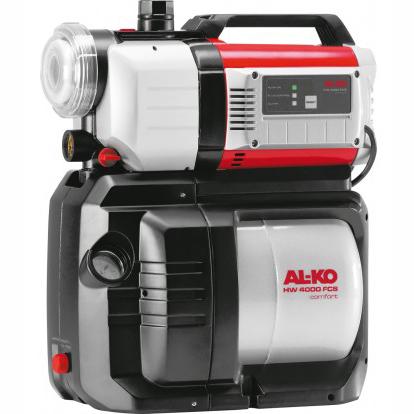 ремонт насосной станци AL-KO HW 4000 FCS Comfort
